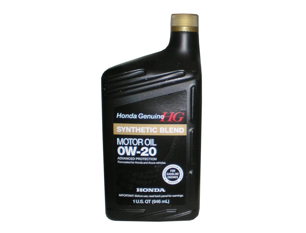 0W-20 SN/GF-5, 0,946 l. 087989036