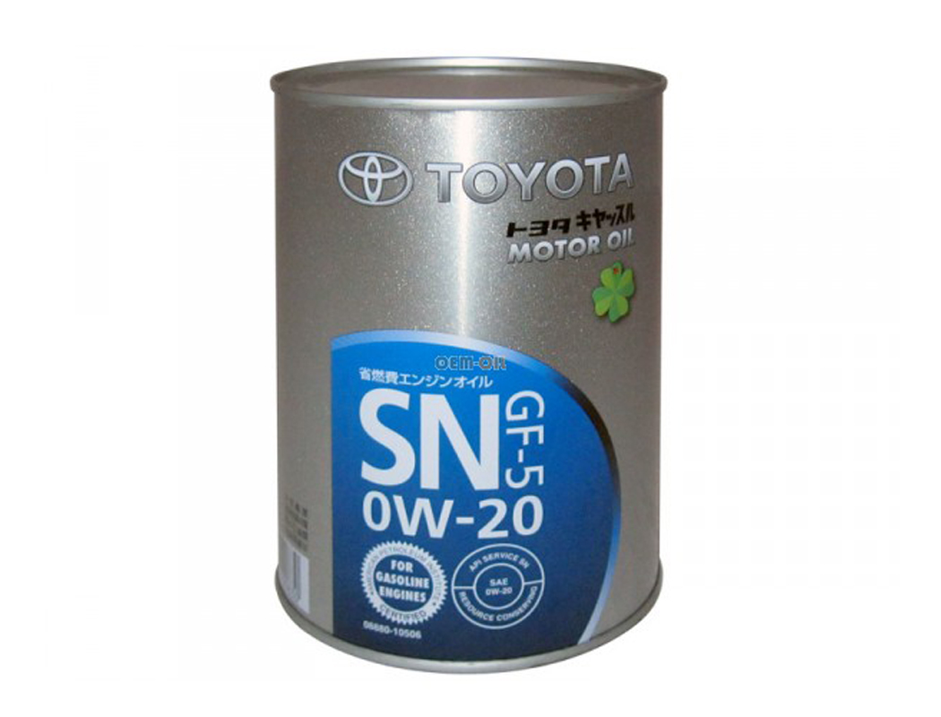 0W-20 SN/GF-5, 1 l, 0888010506
