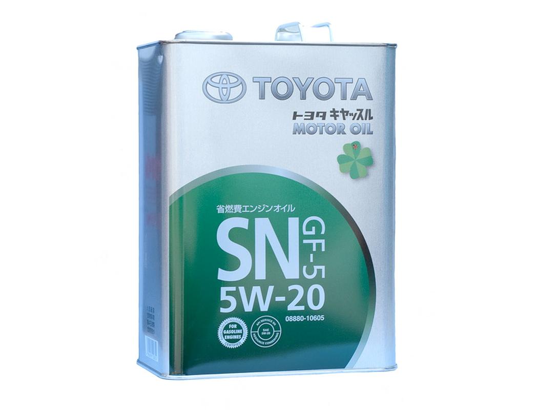 5W-20 SN/GF-5, 4 l, 0888010605