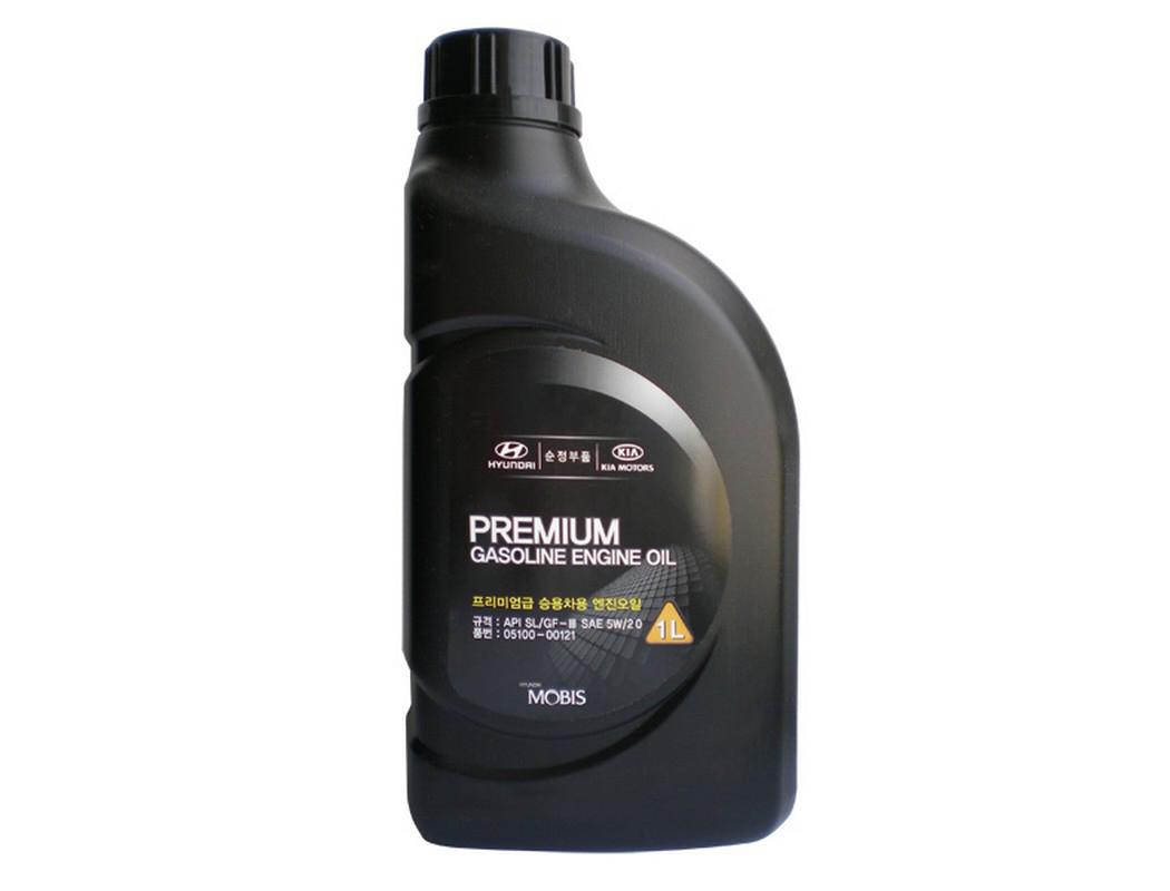 PREMIUM 5W-20 SL/GF-3, 1 l, 0510000121