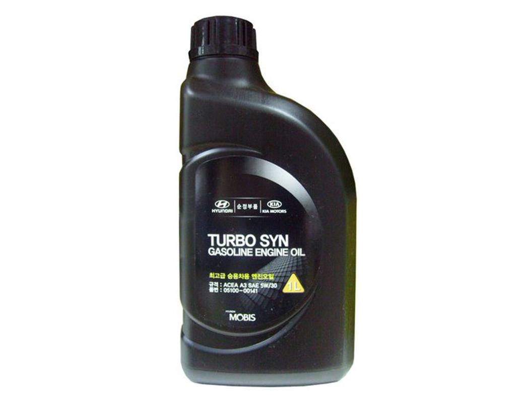 TURBO SYN 5W-30 SM/GF-4, 1 l, 0510000141