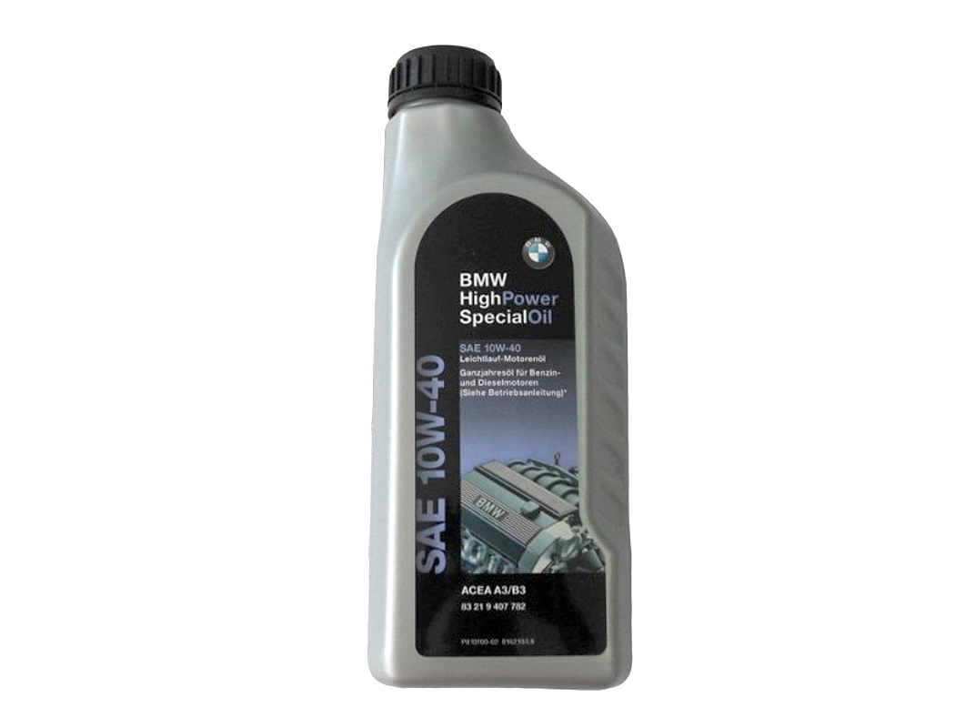 HIGH POWER SPECIAL OIL 10W-40, 1 l. 83219407782